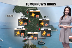 Sun shining spring weather with dry weather advisory expanding