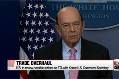 U.S. to review possible changes to FTA with Korea: U.S. Commerce Secretary