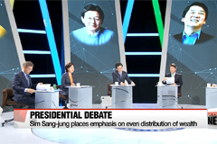 Election 2017: Candidates go toe-to-toe on economic pledges at TV debate