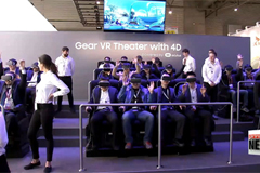 Korean developers combine robotics and virtual reality to advance VR entertainment