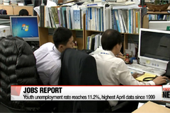S. Korea's employment rate increases in April