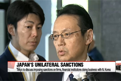 Japan mulling unilateral secondary sanctions on North Korea