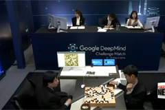 Face-off between Google's AlphaGo and world's No. 1 player begins