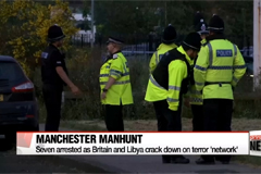Police say Manchester bomber was part of network