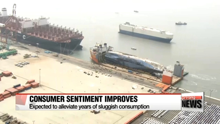 Korea's consumer sentiment rose sharply in May