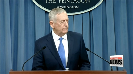 "U.S. defense secretary Mattis says war with North Korea would be ""catastrophic"""