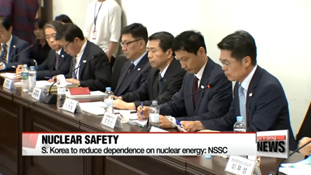 Nuclear safety emphasized at Monday's advisory committee briefing session