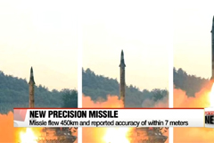 North Korea reveals missile launch was new 'ultra-precision' rocket