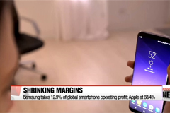 Samsung takes 13% of global smartphone operating profit