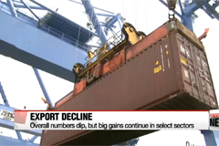 S. Korea's exports falter in early June