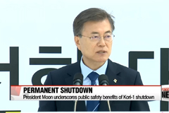 Korea's first nuclear power reactor turned off for good