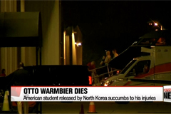 Otto Warmbier, American student released by North Korea, has died