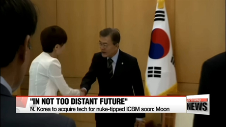 S. Korean president makes first disclosure of THAAD deployment timetable in initial S. Korea-U.S. agreement