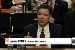 Trump: I did not tape Comey conversations