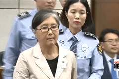 Choi Soon-sil found guilty of soliciting her daughter's illegal college admission
