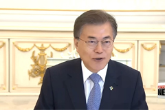Cheong Wa Dae confirms President Moon's schedule for Wahsington trip