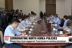 How Moon and Trump coordinate North Korea policies is key to summit: Experts