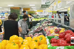 Consumer prices grow 1.9% y/y in June on surging food prices