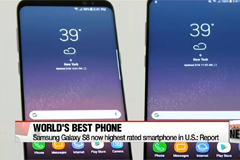 Samsung Galaxy S8 now highest rated smartphone in U.S.