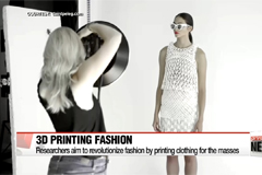 Delving into Korea's 3D printing fashion