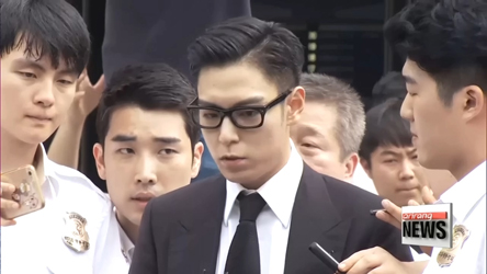 K-Pop star T.O.P gets suspended sentence for marijuana use