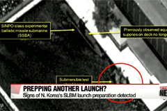 Signs of N. Korea's SLBM launch preparation detected