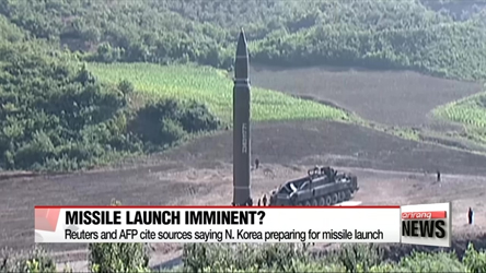 Speculation mounts that N. Korea will carry out another missile test on Armistice Anniversary