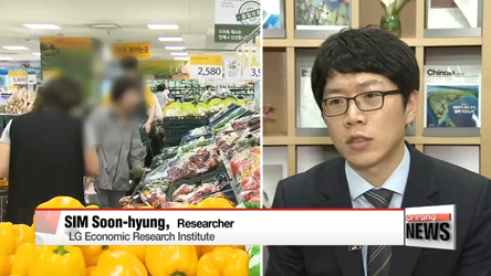 Korea's economic growth in Q2 sees glimpse of consumption recovery