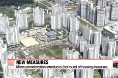 Moon's second round of housing measures to tackle property bubble concerns