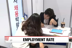 Number of employed in Korea up 310-thousand in July