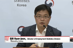 Number of people employed in Korea up 310,000 in July