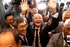 Pastor Lim Hyeon-soo makes first public appearance since his release by North Korea