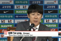 Korean national football squad revealed ahead of key World Cup qualifying matches