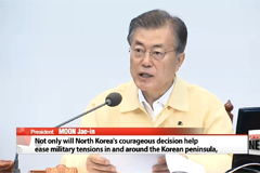 South Korean President warns North Korea not to use S. Korea, U.S. joint drills as pretext for provocation