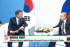 President Moon to visit Russia in early September