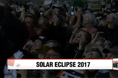 Solar eclipse sweeps across U.S. leaving millions in awe