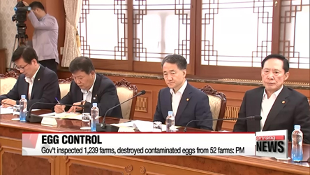 PM apologizes again for egg scare, vows to set-up systematic preventio...