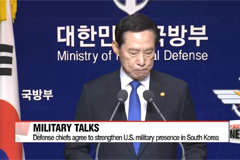 South Korea, U.S. agree on joint drills, deployment of additional military assets