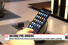 Samsung kicks off preorders for Galaxy Note 8 as LG readies V30