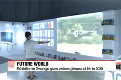 Exhibit takes a peek at predictions for life in 2030