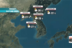 Sunny skies for most parts, cool morning