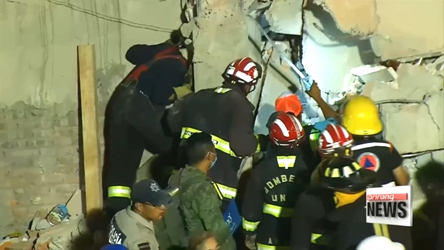 At least 217 dead after 7.1 magnitude earthquake strikes Mexico