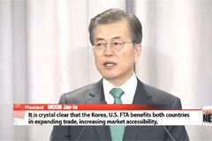 South Korean President Moon urges U.S. business leaders to invest in South Korea... soon to address UN General Assembly