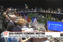 ASEM Economic Ministers' Meeting takes place in Seoul