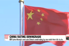 S&P downgrades China's sovereign credit rating, citing surge in debt
