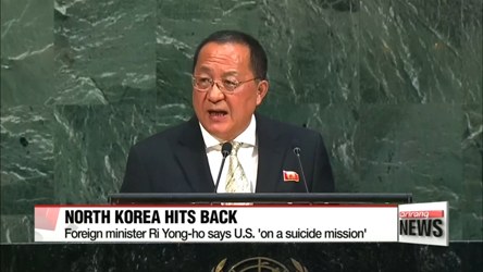 North Korea threatens 'preemtive action'  if it detects signs of U.S...