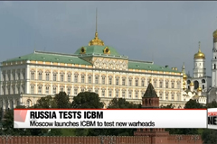Moscow test-launches RS-12M Topol ICBM on Tuesday to test new warheads