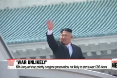 Kim Jong-un unlikely to start a war as priority is preserving his regime: CBS News