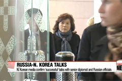 North Korea confirms successful talks with senior diplomat and Russian officials in Moscow