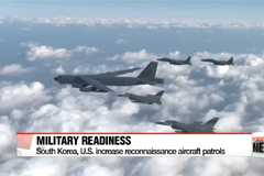 S. Korea and U.S. beef up monitoring and surveillance on N. Korea